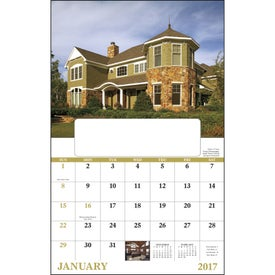 Welcome Home Window Calendar for Your Church