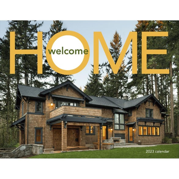 Welcome Home Window Calendar