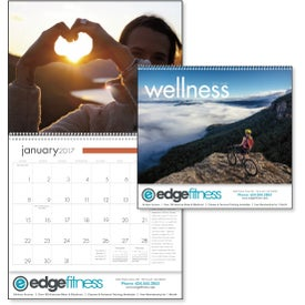 Wellness Appointment Calendar Imprinted with Your Logo