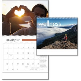 Branded Wellness Appointment Calendar