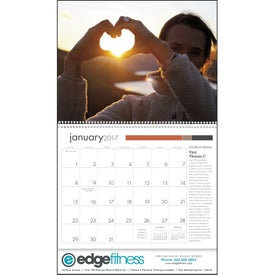 Personalized Wellness Appointment Calendar