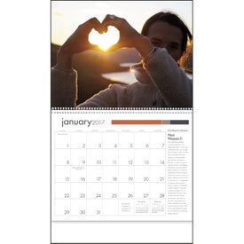 Wellness Appointment Calendar Giveaways
