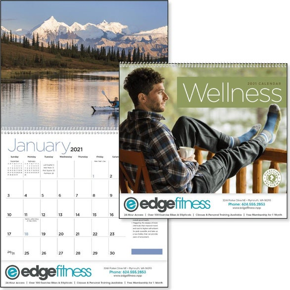 Wellness Appointment Calendar