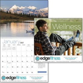Wellness Appointment Calendar (2021)