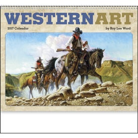 Western Art by Roy Lee Ward Appointment Calendar for your School