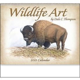 Wildlife Art Calendar by Dale Thompson for Your Church