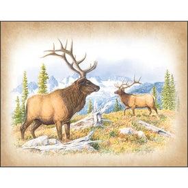 Printed Wildlife Art Calendar by Dale Thompson