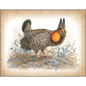Promotional Wildlife Art Calendar by Dale Thompson