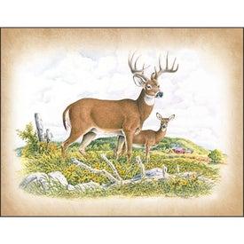 Company Wildlife Art Calendar by Dale Thompson