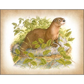 Wildlife Art Calendar by Dale Thompson with Your Logo