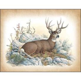 Wildlife Art Calendar by Dale Thompson for Advertising