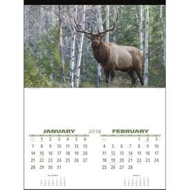 Wildlife Executive Calendar for Your Organization