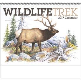 Promotional Wildlife Trek Spiral Calendar