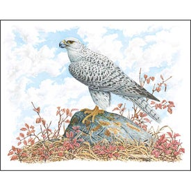 Wildlife Trek Stapled Calendar Imprinted with Your Logo