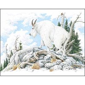 Wildlife Trek Stapled Calendar for Your Church