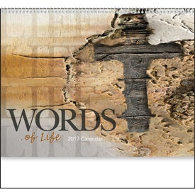 Imprinted Words of Life Calendar