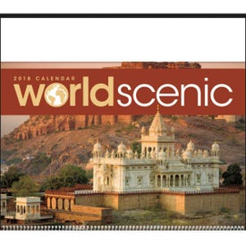 World Scenic Executive Calendar for Promotion