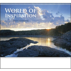 Branded World of Inspiration Appointment Calendar
