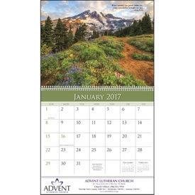 World of Inspiration Appointment Calendar for Your Organization