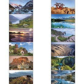 World Scenic Branded with Your Logo