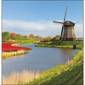 World Scenic Executive Calendar for Marketing