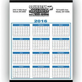 Year at a View Wall Calendar