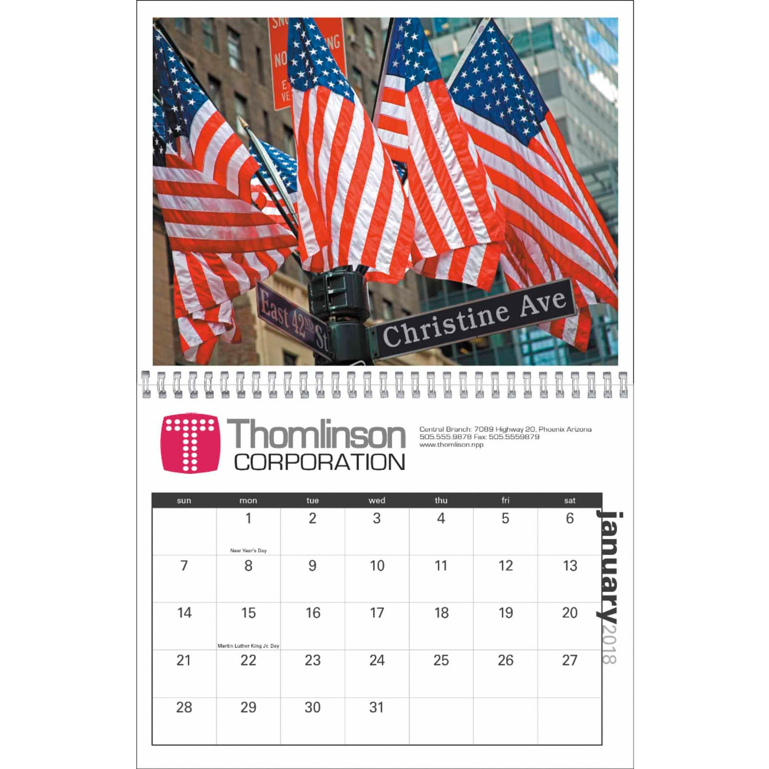 promotional 2019 your name here appointment calendars with custom