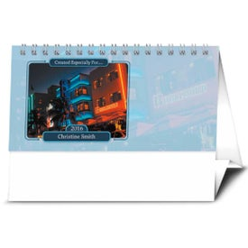 Your Name Here Desk Calendar Giveaways