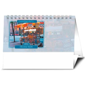 Advertising Your Name Here Desk Calendar