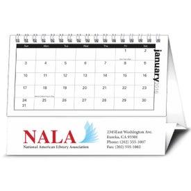 Company Your Name Here Desk Calendar