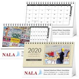 Your Name Here Desk Calendar (2020)