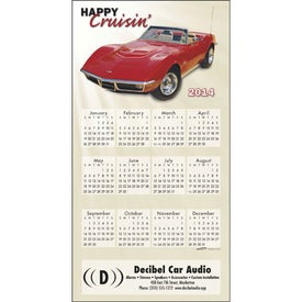 Logo Z-Fold Greeting Card Calendar