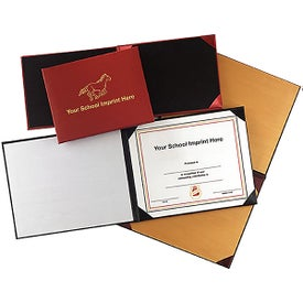 "Padded Diploma Covers (10"" x 8"")"