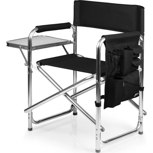 Black Sports Chair
