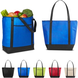 Medium Non-Woven Cooler Tote Bags