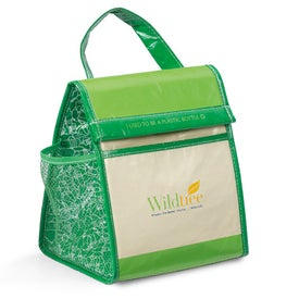 100% Recycled Impulse Lunch Cooler for Your Organization