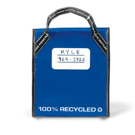 100% Recycled Impulse Lunch Cooler for your School