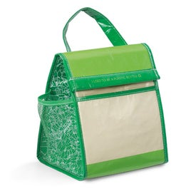 Customized 100% Recycled Impulse Lunch Cooler