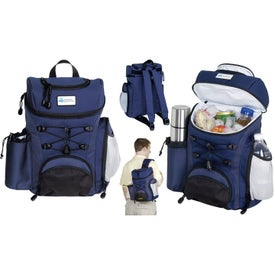 12 Can Backpack Cooler