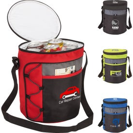 12 Can Barrel Cooler Bag