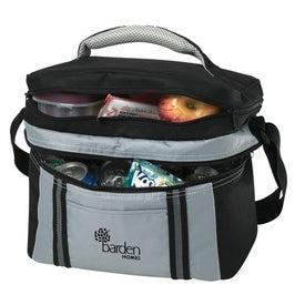 Customized 12 Can Duet Cooler Bag