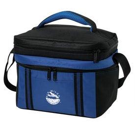 Monogrammed 12 Can Duet Cooler Bag
