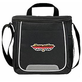 12 Can Rally Cooler Bag Branded with Your Logo