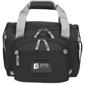 12-Can Convertible Duffel Cooler Branded with Your Logo
