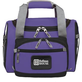 12-Can Convertible Duffel Cooler for Your Church