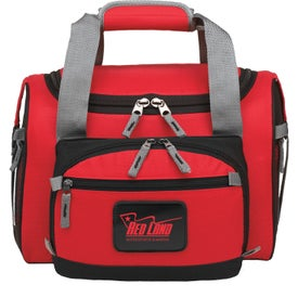 12-Can Convertible Duffel Cooler for Your Company