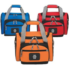 12-Can Convertible Duffel Coolers