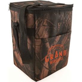 12 Pack Camo Cooler Bag