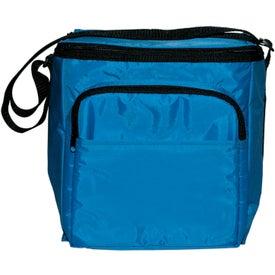 Printed 12 Pack Cooler Bag