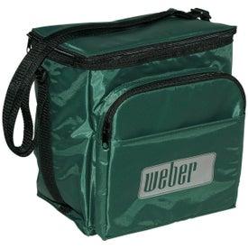 Branded 12 Pack Cooler Bag